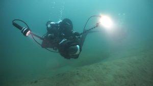 Videokamera Unterwasser