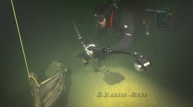 Unterwasserarchäologie II – Tauchcamp am Walchensee – das Video