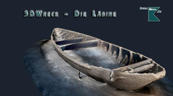 Unterwasser-Photogrammetrie – 3D Modelle von Wracks